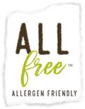 ALL free Allergen Friendly